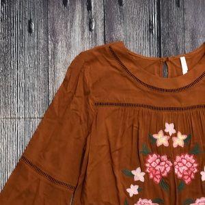 Boho Target dress